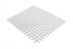Грильято NL10 белый глянец 40X40