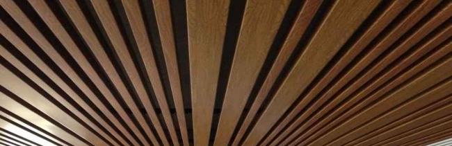 Фото Cesal Art (Цесал Арт) реечный потолок, скандинавский дизайн