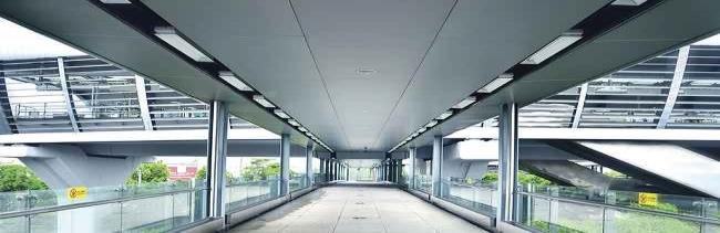 Кассетный потолок SKY 600