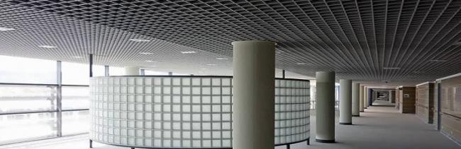 Потолки грильято GL15