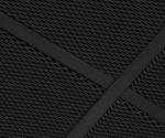 Кассетный потолок из ПВС черные
