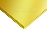 Кассетный потолок Люмсвет SKY Т24/90 золотой