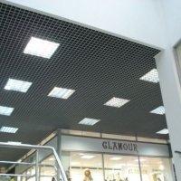 Люминисцентные светильники Грильято