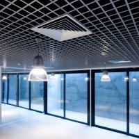 Потолок грильято GL15