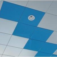 Кассетный потолок Албес с кромкой «VECTOR»
