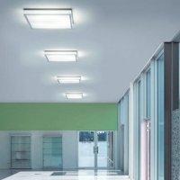 Люминесцентные накладные светильники