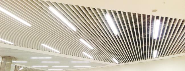 Фото Cesal Art (Цесал Арт) реечный потолок, канадский дизайн
