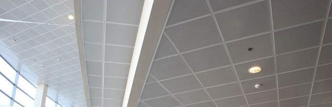 Кассетный потолок SKY Т24/45