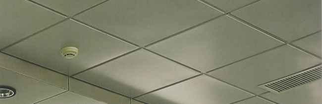 Кассетный потолок SKY ТY