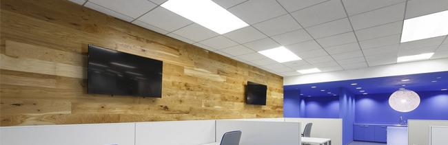Встраиваемые светодиодные панели